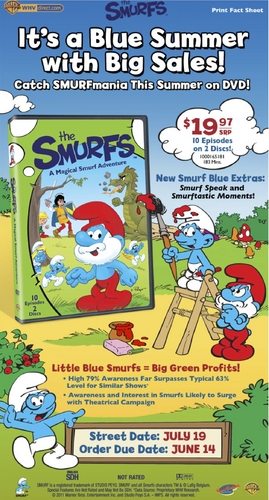 Smurfs Magical Adventure