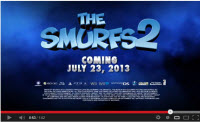 Smurfs 2 Video Game