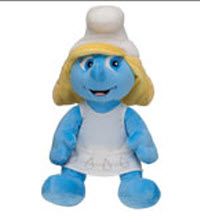 Smurfette Build-a-Bear