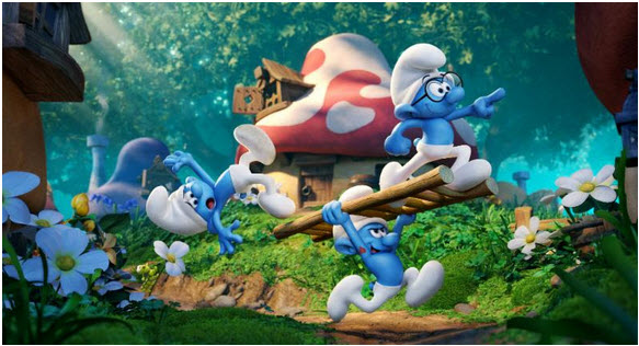 smurf-lost-village